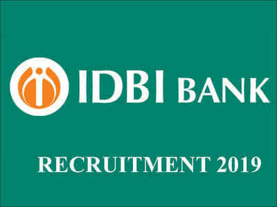 IDBI Bank SCO Recruitment